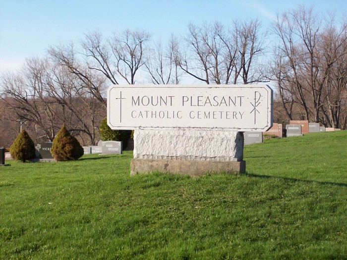 Mt. Pleasant Catholic Cemetery
